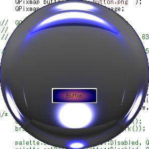 ボタンの背景を画像にした結果